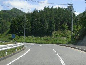 広島県 緑資源幹線林道 比和新庄...