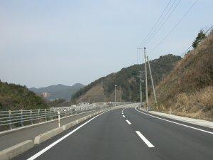 山口県道36号秋芳三隅線