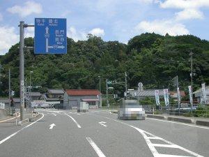 山口県道65号山陽豊田線